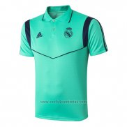 Camiseta Polo del Real Madrid 2019 2020 Verde