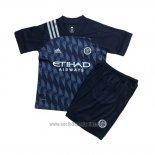 Camiseta New York City Segunda Nino 2020