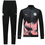 Chandal del Manchester City 2019 2020 Rosa