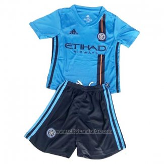 Camiseta New York City Primera Nino 2019
