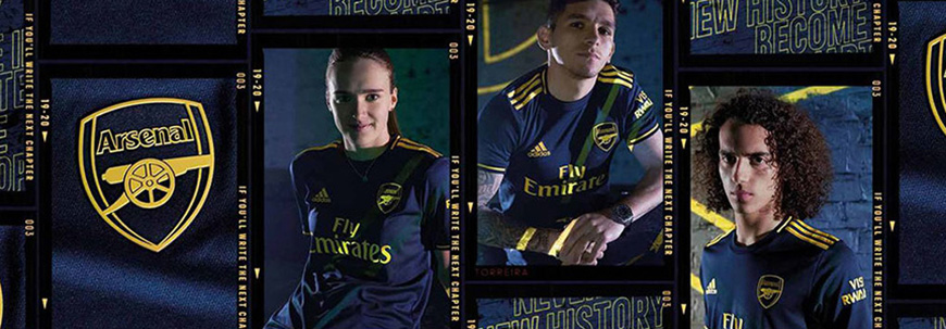 camisetas Arsenal baratas 2020