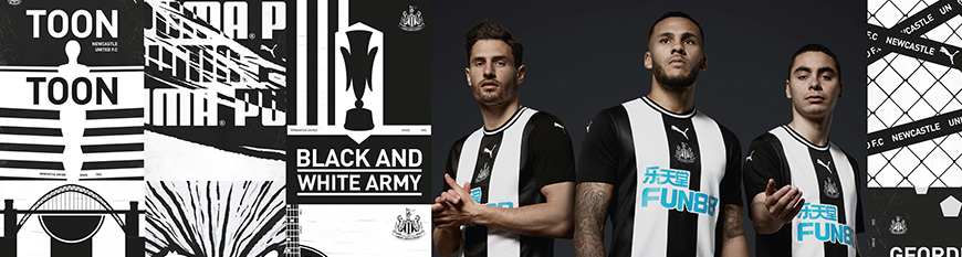 camisetas Newcastle United baratas 2020