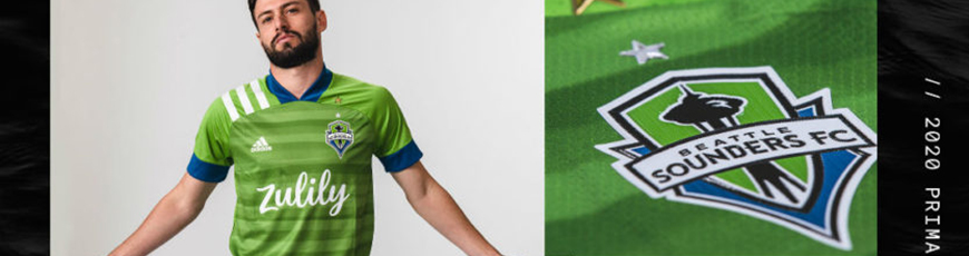 camisetas Seattle Sounders baratas 2020