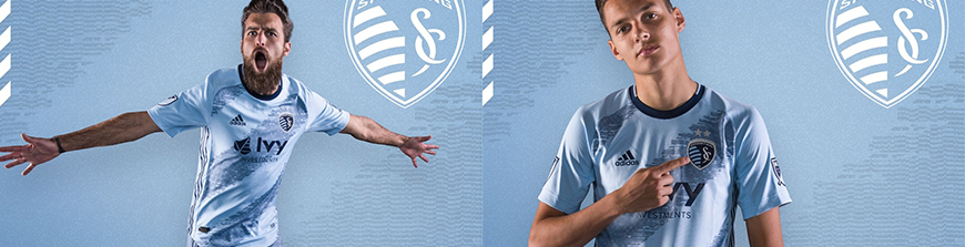 camisetas Sporting Kansas City baratas 2020